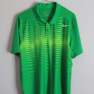Nike Dry-Fit Golf Shirt